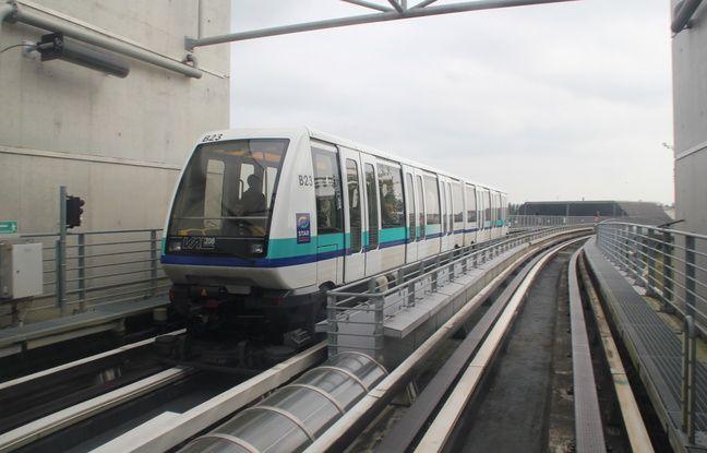 La ligne A du métro de Rennes ne franchit pas la rocade avec des voyageurs à son bord.