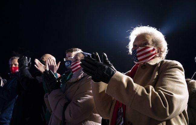 Présidentielle américaine: Des centaines de supporteurs de Donald Trump abandonnés dans le froid