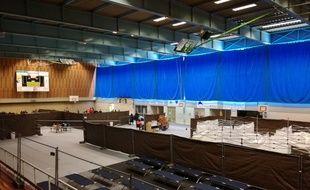 Le centre sportif sud à Strasbourg devait accueillir ce mardi midi 70% des demandeurs d'asile qui occupaient le campement de la rue des remparts, selon la municipalité.
