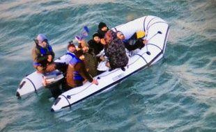 Les canots de migrants sont nombreux à partir du Pas-de-Calais. (archives)