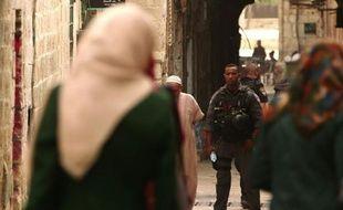 "Esplanade des Mosquées: ces ""sentinelles"" qui inquiètent Israël"