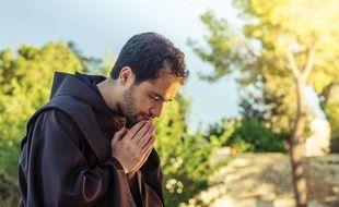 Frère Alessandro, frère franciscain et chanteur
