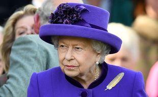 Elizabeth II, le 7 septembre 2019 en Ecosse.