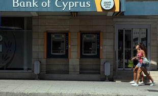 Le système bancaire à Chypre, frappée par une brutale crise financière il y a près d'un an, est handicapé par l'ardoise faramineuse des prêts non remboursés qui les empêche de réinjecter dans une économie anémique.