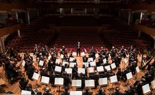 L'orchestre national Bordeaux Aquitaine