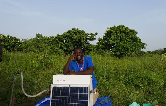 Une solution Providence installée au Sénégal.