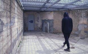 Image extraite du numéro de Zone Interdite sur la vie en prison.