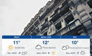 Météo Montpellier: Prévisions du jeudi 21 janvier 2021