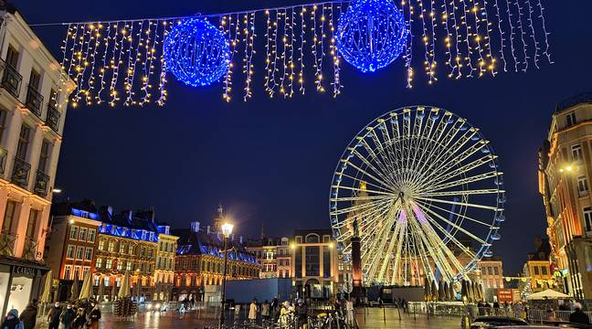 Confinement à Amiens: Finalement la grande roue ne pourra pas accueillir de public non plus