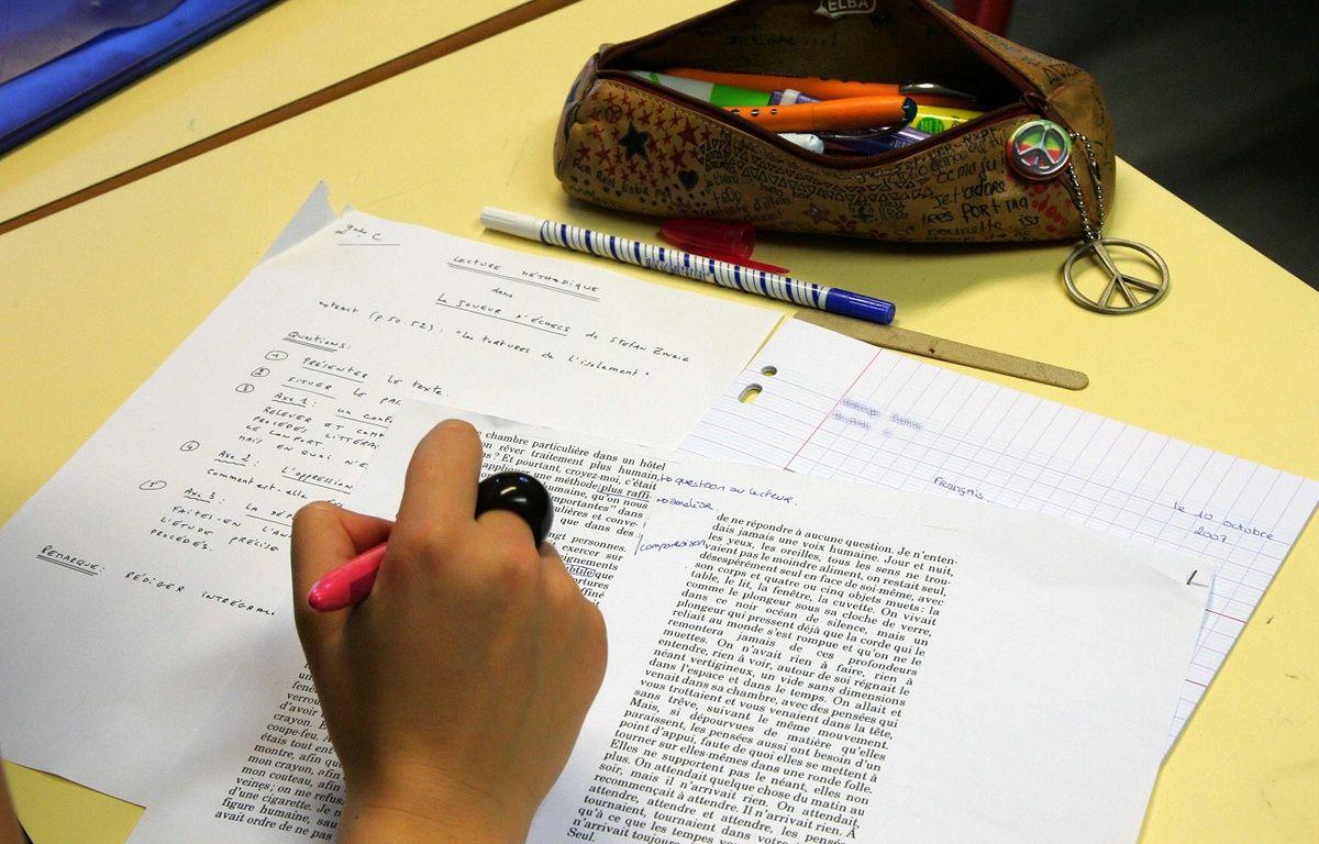 70% des fautes d'orthographe sont en réalité des fautes d'inattention.  – LYDIE/SIPA