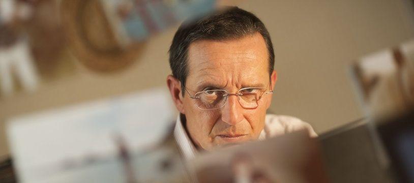 Dans «Xavier Dupont de Ligonnès : Dans la tête du suspect», l'acteur belge Erico Salamone incarne le nantais.