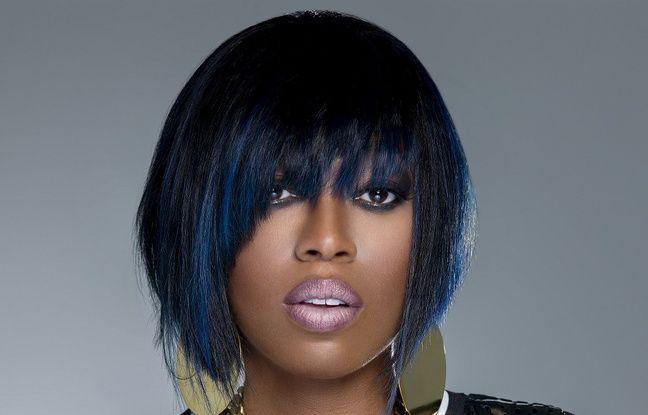 La rappeuse et danseuse Missy Elliott