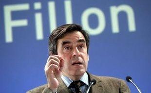 """Le Premier ministre François Fillon a affirmé mardi sur Europe 1 qu'il n'y aurait """"pas de plan de rigueur"""" après les élections municipales."""