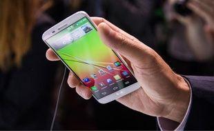 Le G2, le nouveau smartphone du Coréen LG.