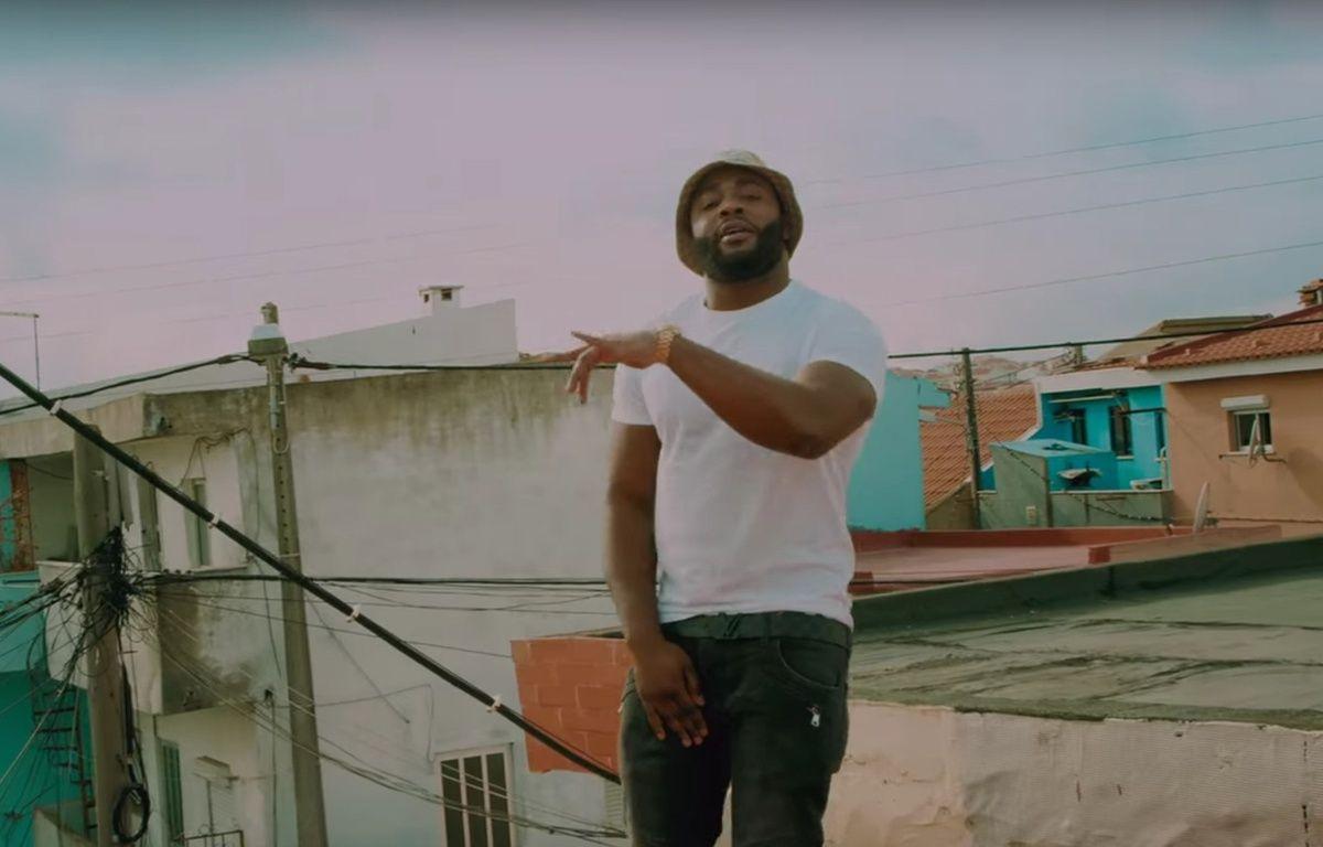 Le rappeur roubaisien Gradur. – Capture d'écran Youtube