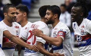 Nabil Fekir s'est offert un nouveau doublé ce dimanche contre Metz.