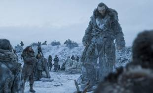 Il n'y a plus de géants vivants dans Game of Thrones