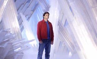 La forteresse de solitude dans la série «Smallville», sur la jeunesse de Superman.