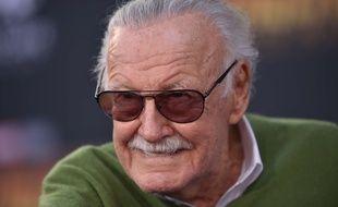 Stan Lee lors de la première de
