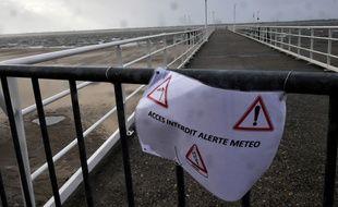 Quinze départements sont placés en vigilance orange neige-verglas, mercredi 30 janvier 2019.
