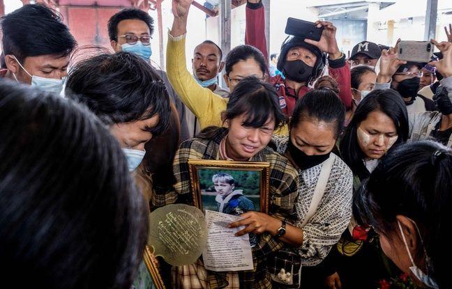 648x415 les funerailles d un manifestant contre la junte militaire le 29 mars 2021 a taunggyi en birmanie