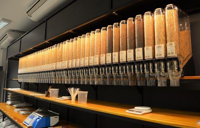 Les différents malts proposés par la brasserie de la Plaine.