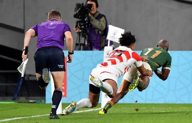 Japon - Afrique du Sud / Coupe du monde de rugby EN DIRECT: Mapimpi fait parler sa puissance... Le Japon déjà dans le dur...