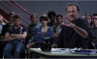 Arnaud Viard dans Arnaud fait son deuxième film