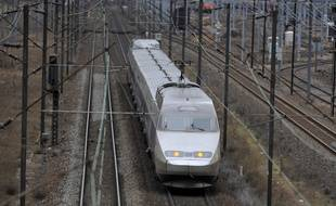 Un TGV (Illustration)