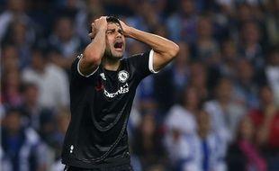 Diego Costa lors de Porto-Chelsea en Ligue des champions, le 29 septembre 2015.