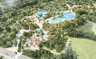 O'Gliss park ouvrira le 25 juin.