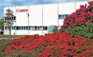 Le site Canon de Liffré prévoit la création de 100 emplois sur trois ans.