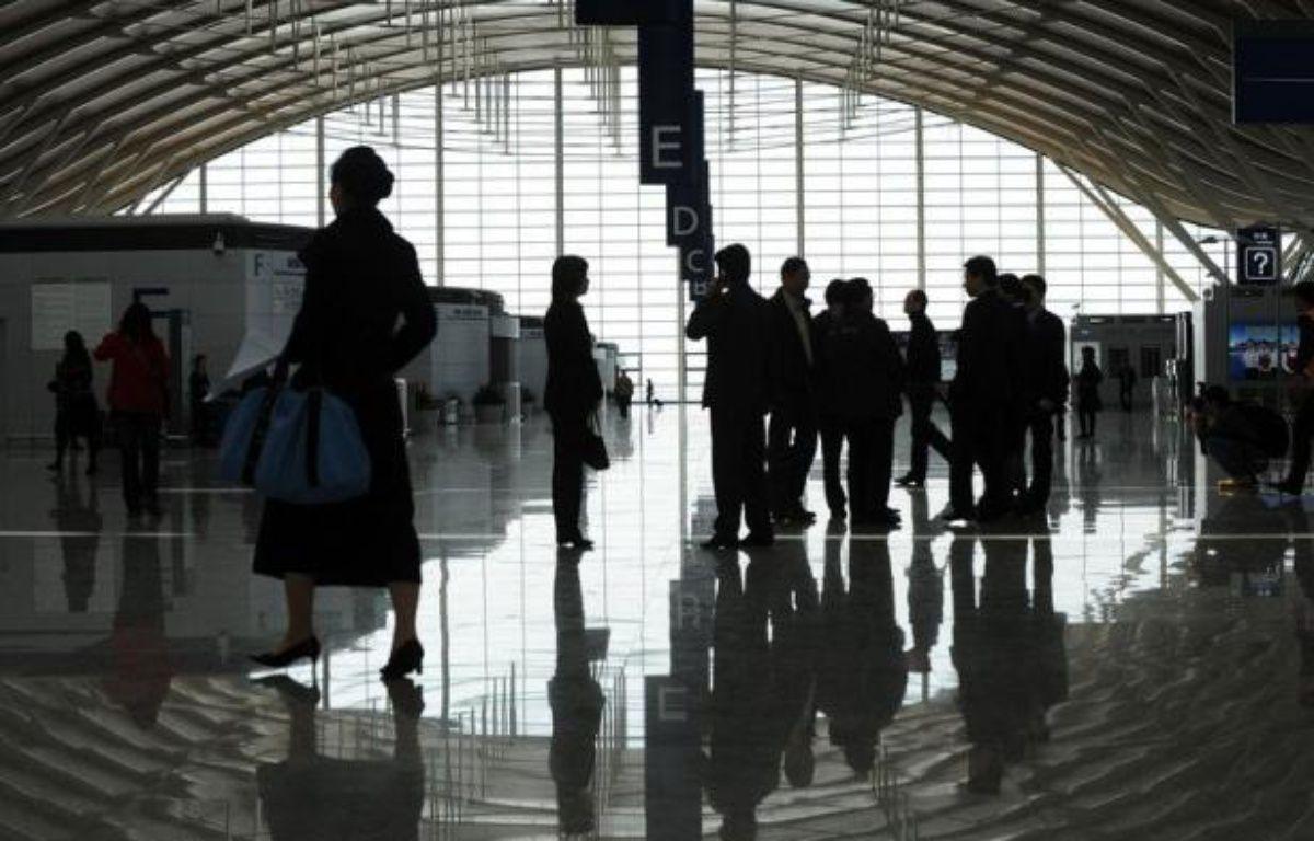 La Chine va construire 70 aéroports d'ici à 2015, a annoncé lundi le patron de l'Administration de l'aviation civile (CAAC) en dépit du net ralentissement constaté dans la deuxième économie mondiale. – Mark Ralston afp.com