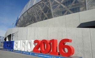 Cinq matchs de l'Euro 2016 auront lieu au stade de Nice.