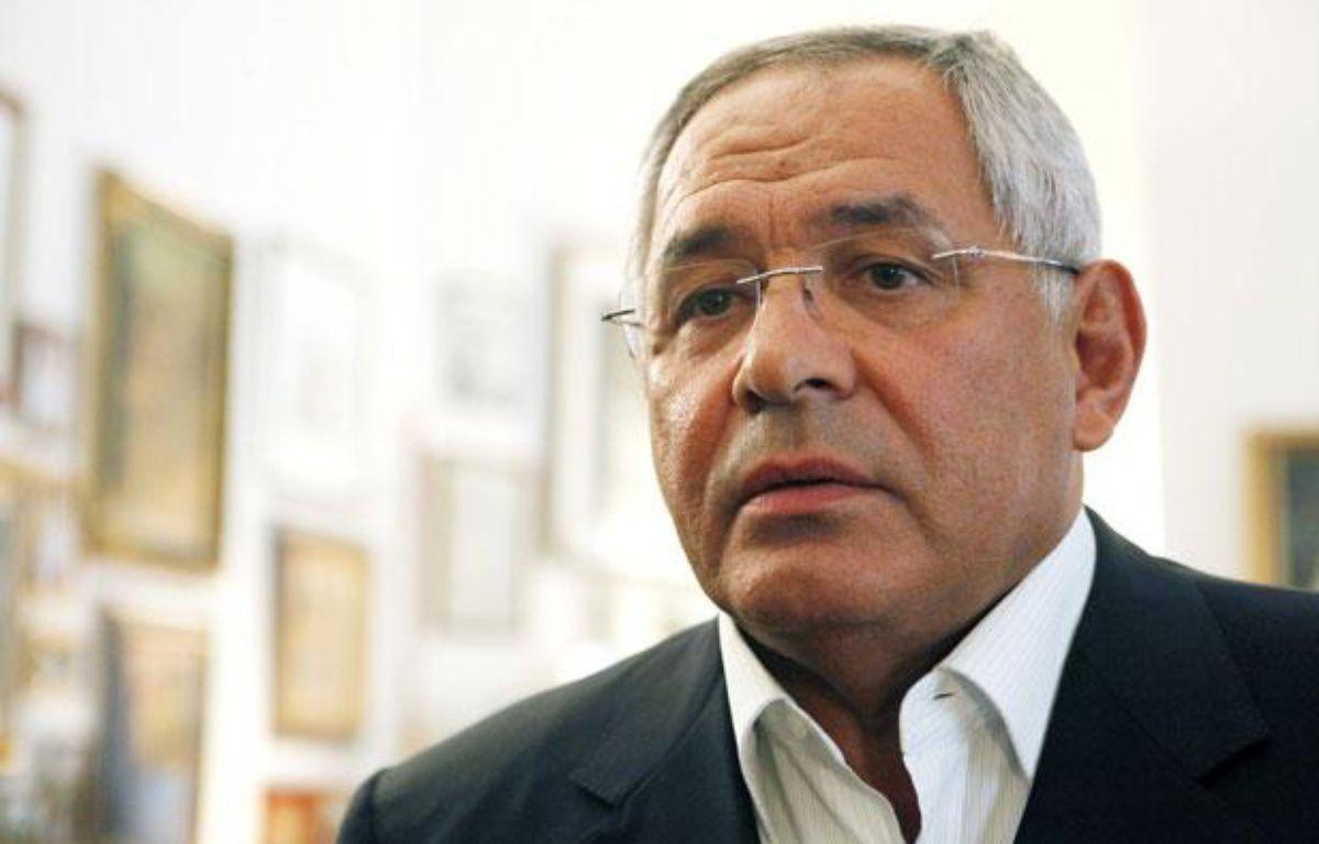 L'avocat Robert Bourgi à Paris, le 09 septembre 2011. – BERNARD BISSON/JDD/SIPA