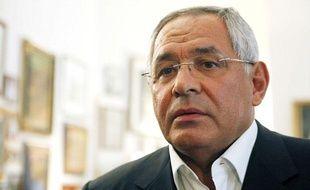 L'avocat Robert Bourgi à Paris, le 09 septembre 2011.