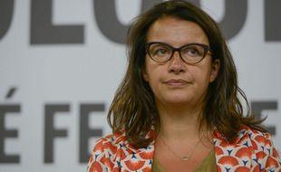 Cécile Duflot, Directrice générale d'Oxfam France, le 20 août 2020.