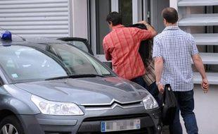 Un homme interpellé le 30 juin 2012 à Vielmur-sur-Agout dans le cadre de l'enquête sur le le meurtre de la joggeuse Patricia Bouchon