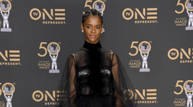 VIDEO. Letitia Wright n'envisage pas de second « Black Panther »