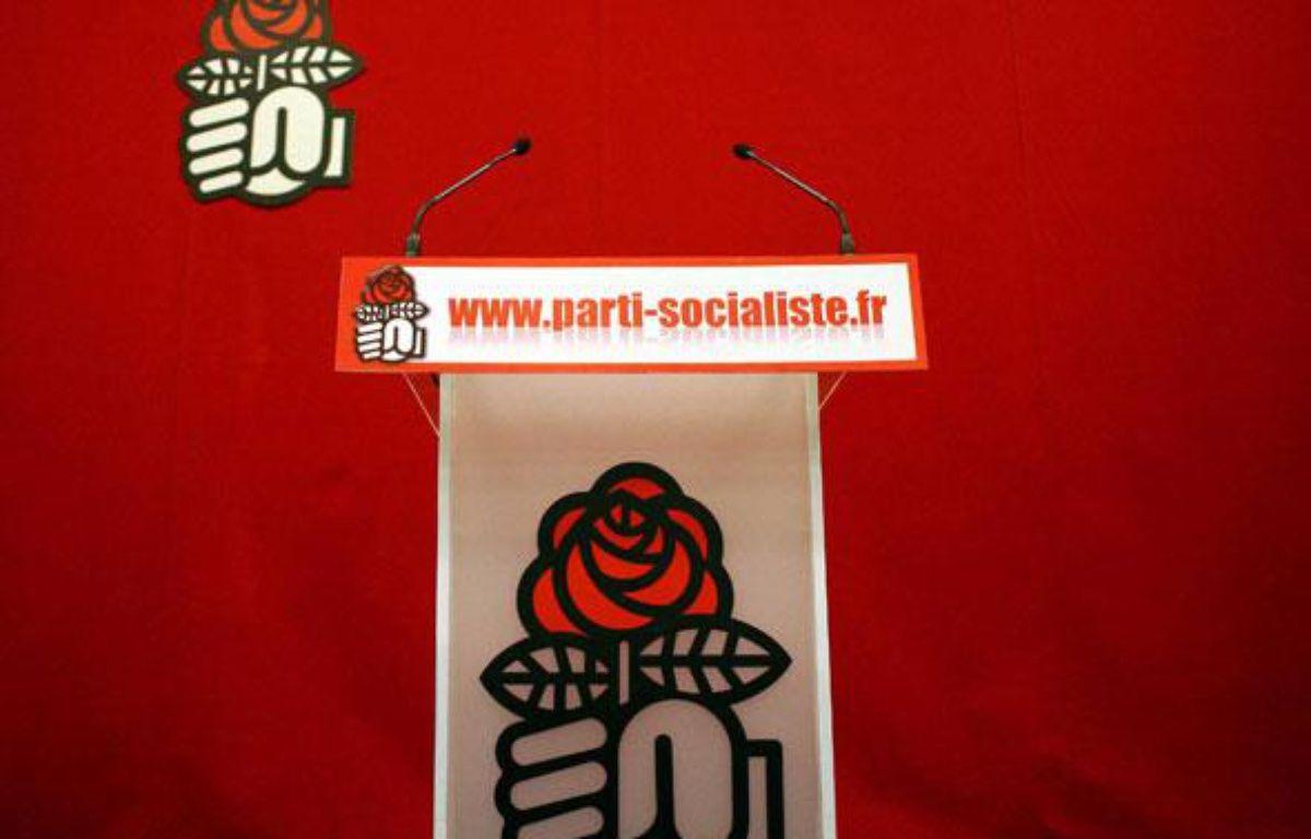 Le siège du parti socialiste, rue de Solférino à Paris. – FACELLY/SIPA