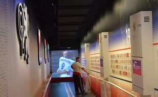 Raphaël a pu décortiquer mercredi matin, pendant plusieurs heures à Décines, les 522 licences des joueurs de l'OL.