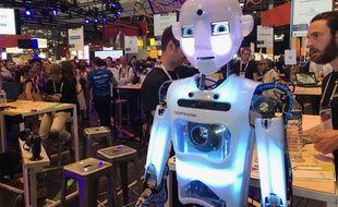 Viva Technology offre une place de choix à la robotique.