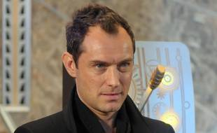 L'acteur Jude Law