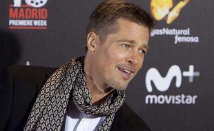 Brad Pitt a rejoint ses enfants au Cambodge