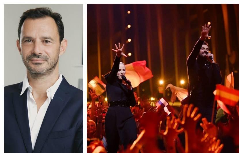 Arrêt de « Destination Eurovision » : « La déception est très forte », déplore Franck Firmin-Guion, président d'ITV Studios France
