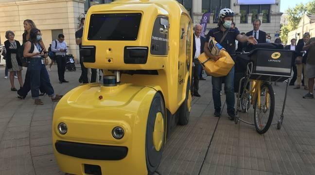 Montpellier : Des droïdes (presque) autonomes testés pour effectuer des livraisons dans le centre-ville