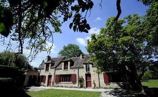 La maison Léon Blum, dédiée à la mémoire du père du Front populaire, à Jouy-en-Josas, dans les Yvelines.