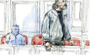 L'ex-convoyeur de fonds Toni Musulin, dont le vol rocambolesque de 11,6 millions d'euros dans son fourgon à Lyon fin 2009 a inspiré un film, est sorti de la prison de la Santé à Paris, alors que 2,5 millions du butin sont toujours introuvables.