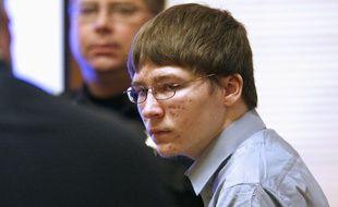 Brendan Dassezy au tribunal du comté de Manitowoc (Wisconsin) en avril 2007.