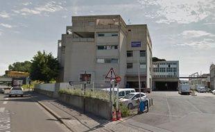 Le Centre technique municipal de Saint-Denis.
